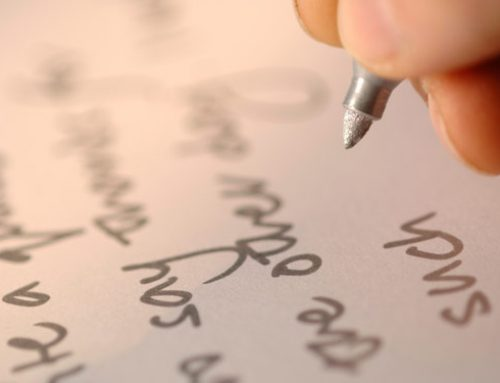 The Art of Handwritten Notes in the Business World